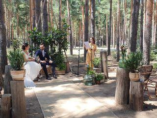 La boda de Isabel y Pavlo