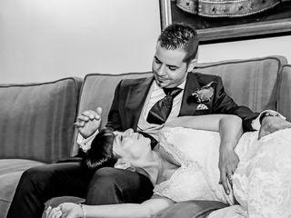La boda de Pili y Alberto