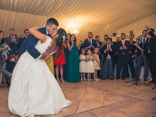 La boda de Karmen y Carmelo