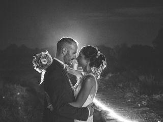 La boda de Aroa y Fernando
