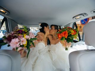 La boda de Rakkel y Nuria