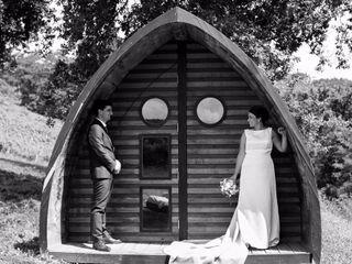 La boda de Alejandra y Gorka