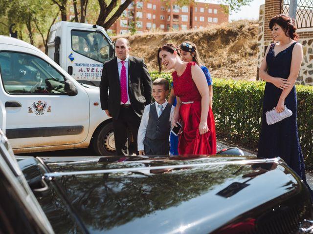 La boda de Josué y Sara en Toledo, Toledo 20