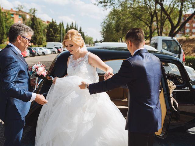 La boda de Josué y Sara en Toledo, Toledo 21