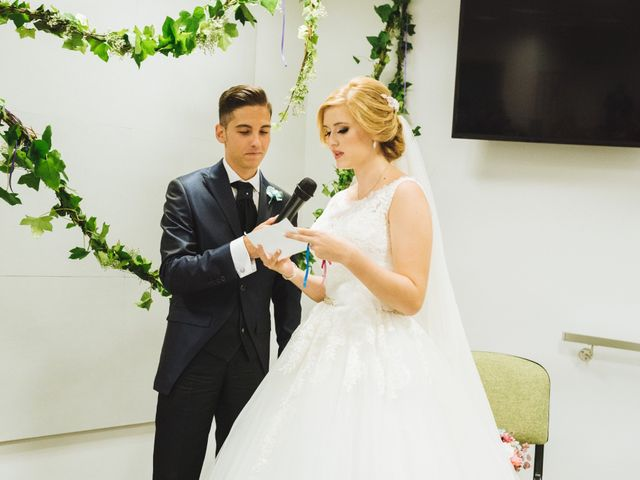 La boda de Josué y Sara en Toledo, Toledo 22