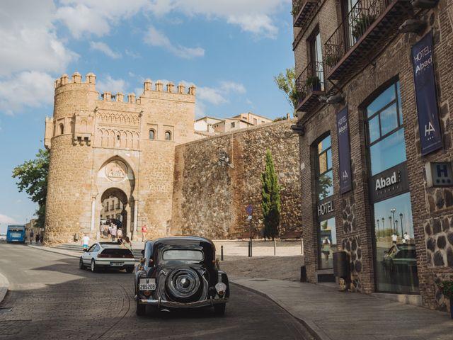 La boda de Josué y Sara en Toledo, Toledo 25