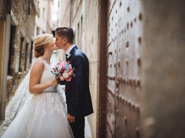 La boda de Josué y Sara en Toledo, Toledo 27
