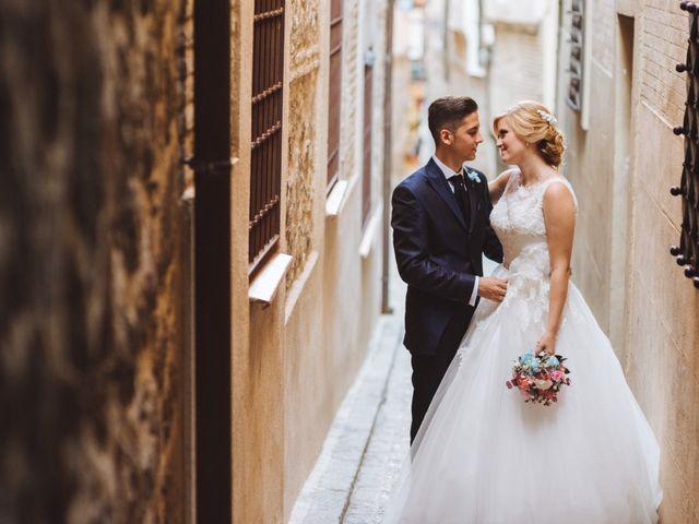 La boda de Josué y Sara en Toledo, Toledo 28