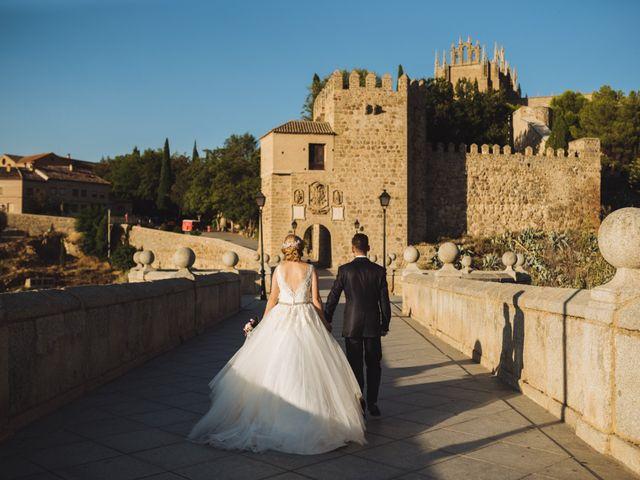 La boda de Josué y Sara en Toledo, Toledo 38