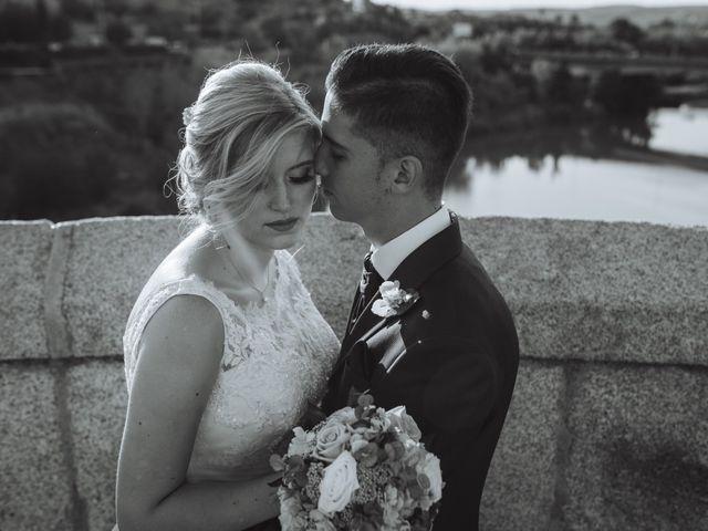 La boda de Josué y Sara en Toledo, Toledo 39