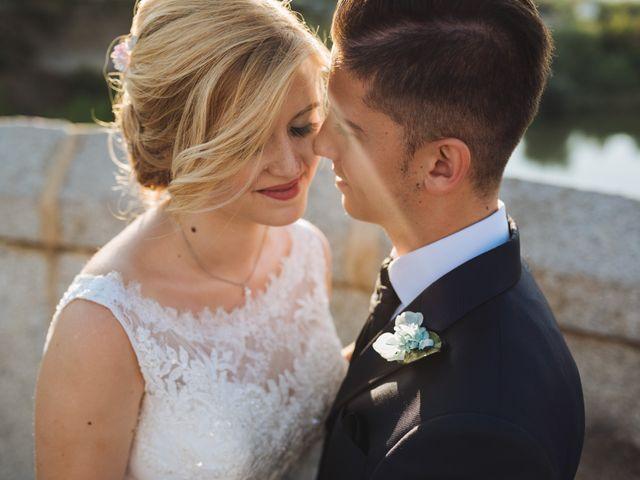 La boda de Josué y Sara en Toledo, Toledo 41