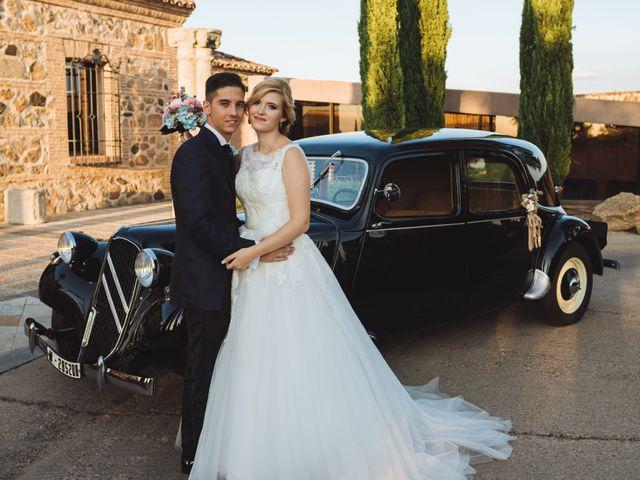 La boda de Josué y Sara en Toledo, Toledo 42