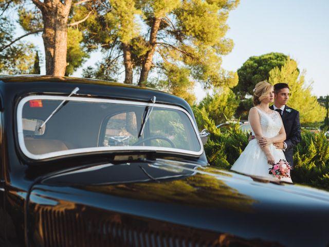 La boda de Josué y Sara en Toledo, Toledo 43