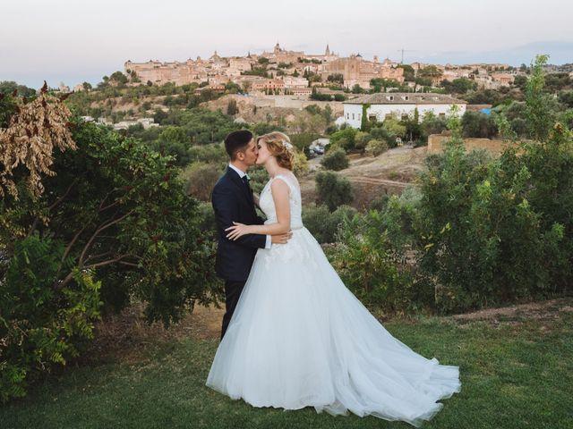 La boda de Josué y Sara en Toledo, Toledo 45