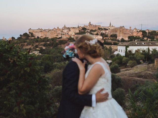 La boda de Josué y Sara en Toledo, Toledo 46