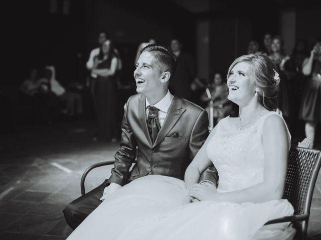 La boda de Josué y Sara en Toledo, Toledo 58