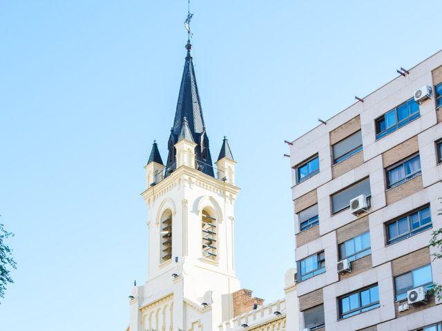 La boda de Manuel y Blanca en Madrid, Madrid 25