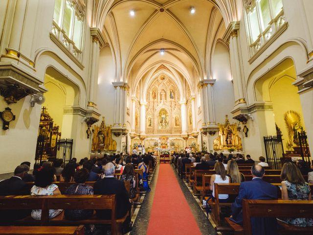 La boda de Manuel y Blanca en Madrid, Madrid 28