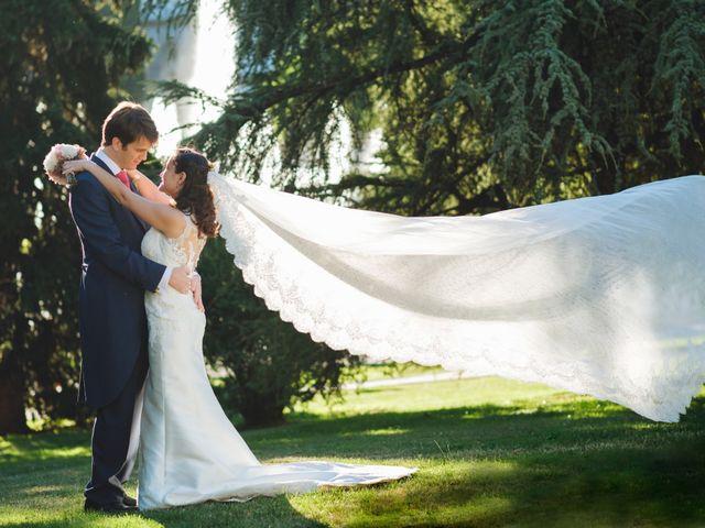La boda de Manuel y Blanca en Madrid, Madrid 36