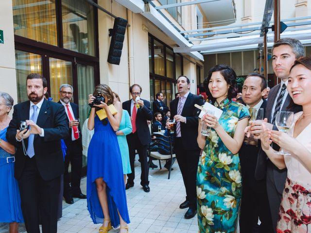 La boda de Manuel y Blanca en Madrid, Madrid 42