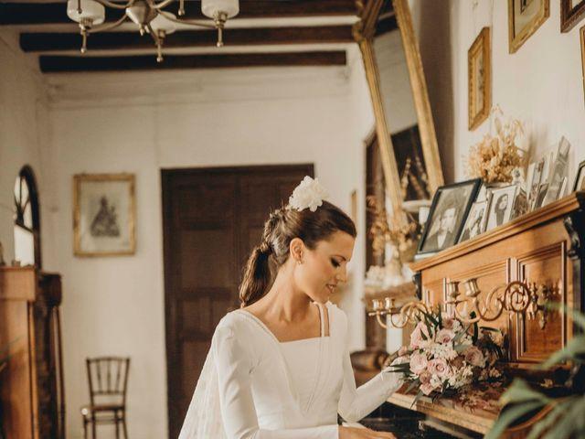La boda de Victor y Elisa en Lucena, Córdoba 1
