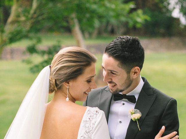 La boda de Cristina y Hugo