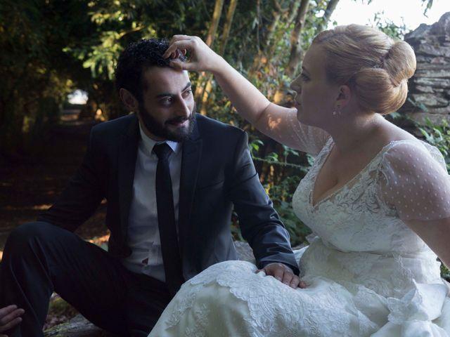 La boda de Toni y Pati en Viladavil (Santa Maria), A Coruña 28