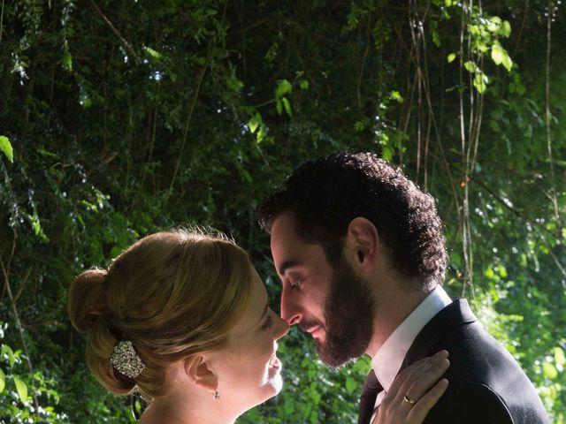 La boda de Toni y Pati en Viladavil (Santa Maria), A Coruña 30