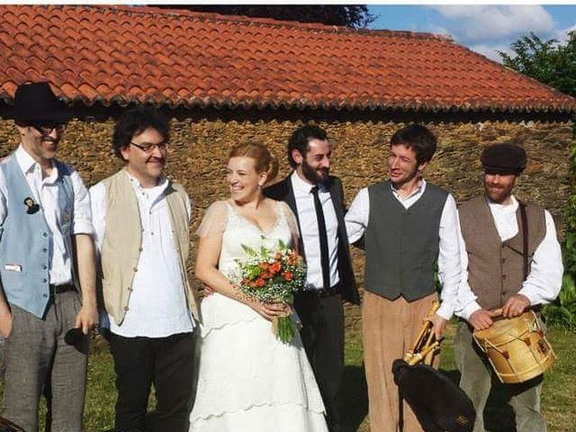 La boda de Toni y Pati en Viladavil (Santa Maria), A Coruña 21
