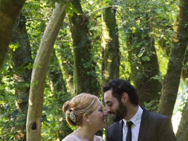 La boda de Toni y Pati en Viladavil (Santa Maria), A Coruña 31