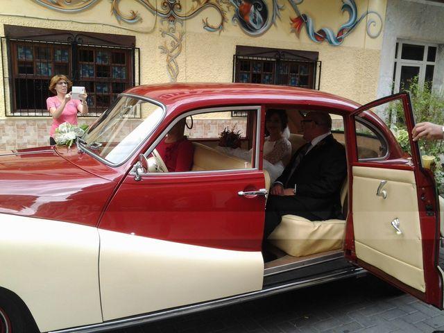 La boda de Javier y Daniela en Torrevieja, Alicante 1
