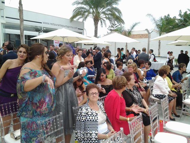 La boda de Javier y Daniela en Torrevieja, Alicante 7