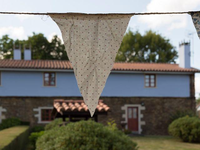 La boda de Toni y Pati en Viladavil (Santa Maria), A Coruña 1