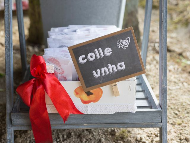 La boda de Toni y Pati en Viladavil (Santa Maria), A Coruña 2