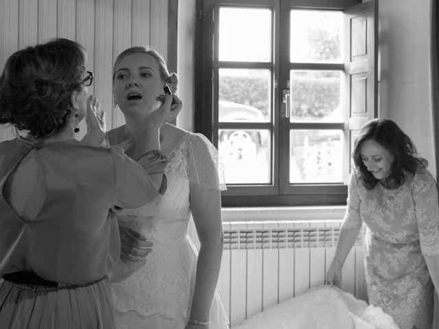 La boda de Toni y Pati en Viladavil (Santa Maria), A Coruña 15