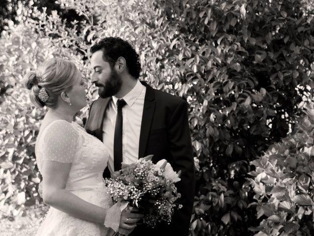 La boda de Toni y Pati en Viladavil (Santa Maria), A Coruña 35