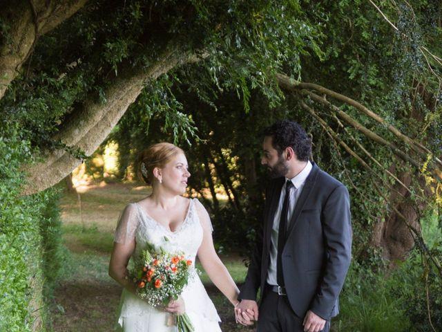 La boda de Toni y Pati en Viladavil (Santa Maria), A Coruña 37