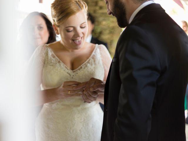 La boda de Toni y Pati en Viladavil (Santa Maria), A Coruña 19