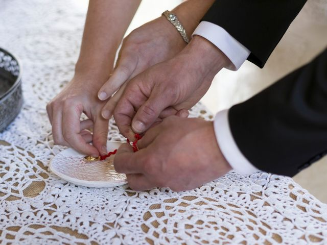 La boda de Toni y Pati en Viladavil (Santa Maria), A Coruña 18