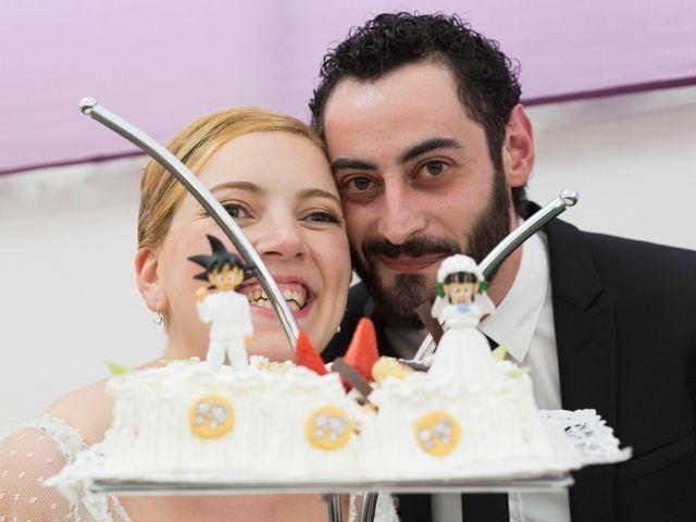La boda de Toni y Pati en Viladavil (Santa Maria), A Coruña 24