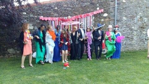 La boda de Toni y Pati en Viladavil (Santa Maria), A Coruña 22