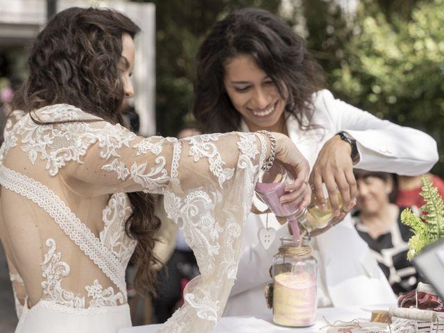 La boda de Cristina y Cinntya en Madrid, Madrid 8