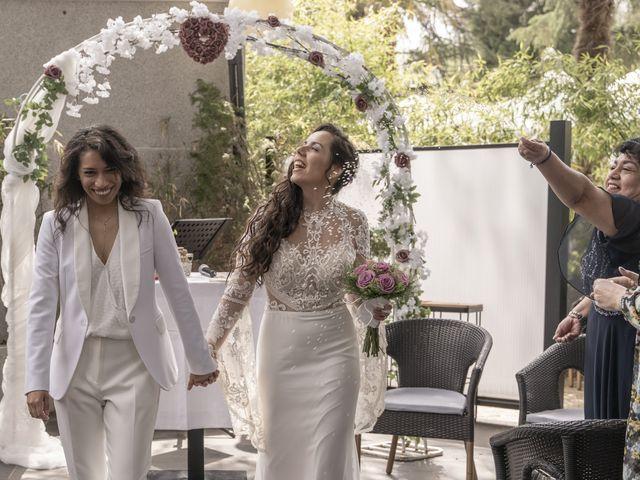 La boda de Cristina y Cinntya en Madrid, Madrid 10