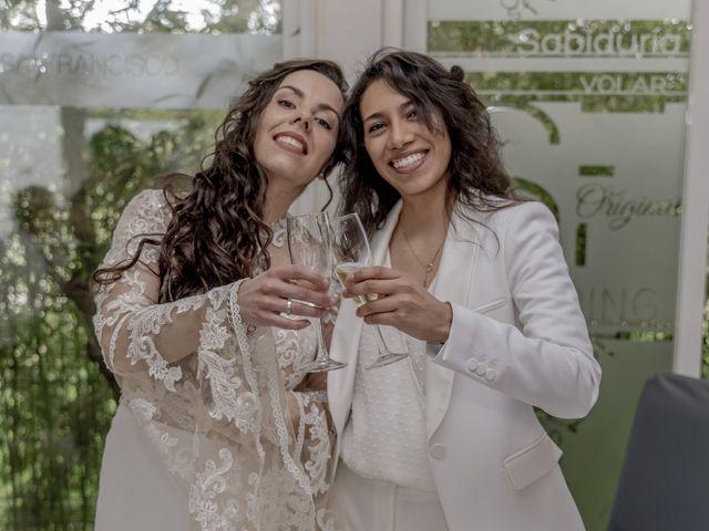 La boda de Cristina y Cinntya en Madrid, Madrid 11