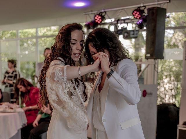 La boda de Cristina y Cinntya en Madrid, Madrid 12