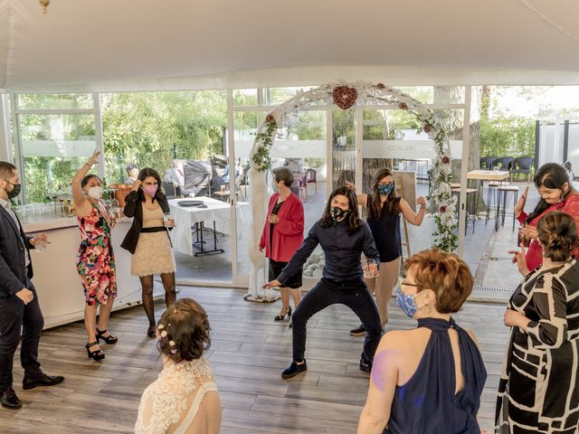 La boda de Cristina y Cinntya en Madrid, Madrid 15