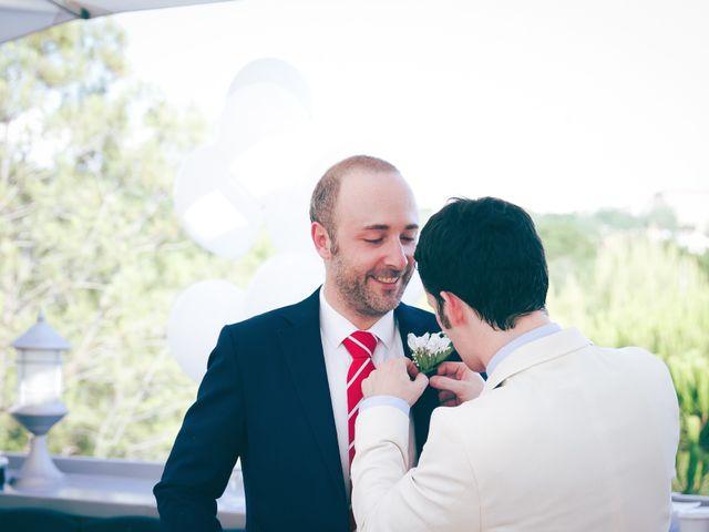 La boda de Alvaro y Sam en Madrid, Madrid 1