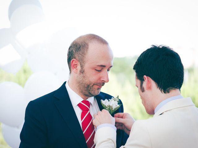 La boda de Alvaro y Sam en Madrid, Madrid 2