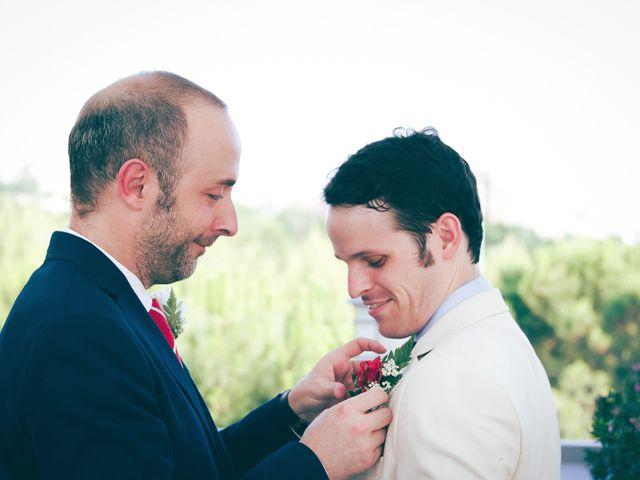 La boda de Alvaro y Sam en Madrid, Madrid 6