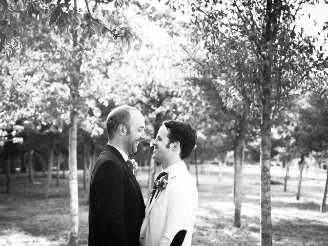 La boda de Alvaro y Sam en Madrid, Madrid 7